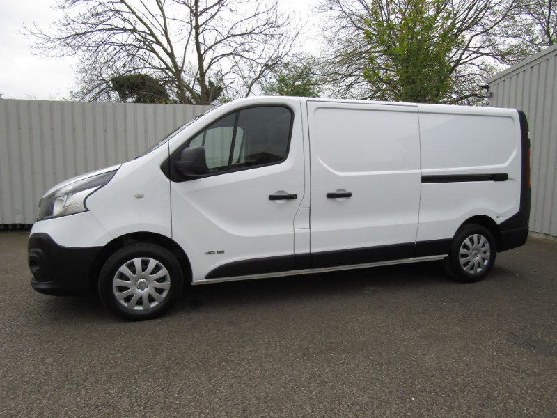 used Renault Trafic 1.6 DCI LL29 Business