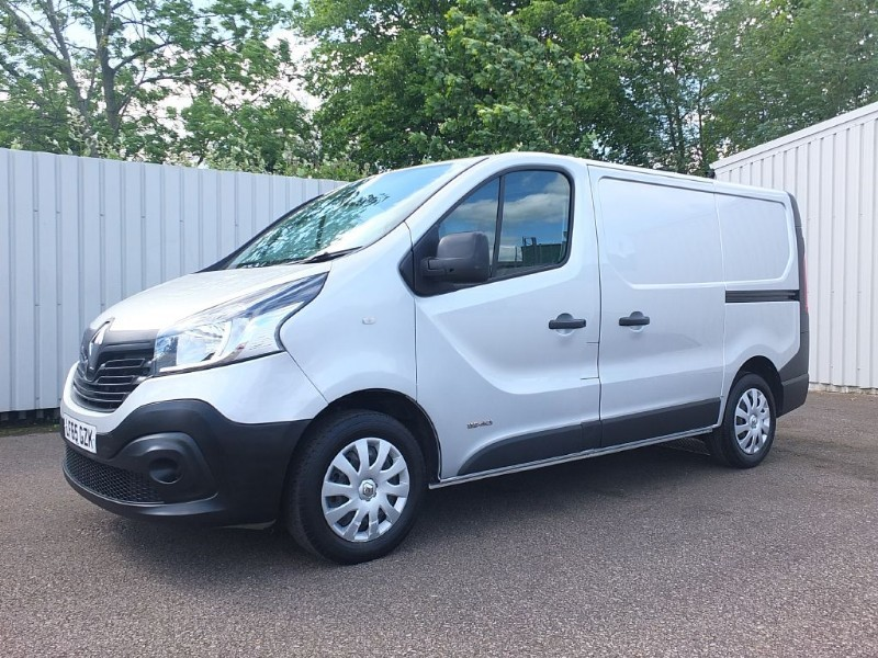 used Renault Trafic 1.6DCI SL27 Business