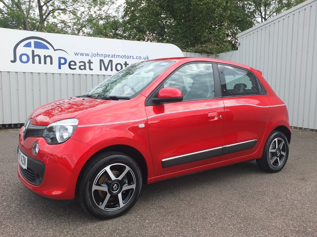 used Renault Twingo 1.0 SCE S/S Dynamique 5dr