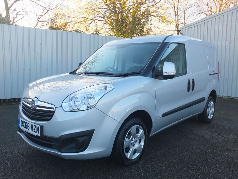 used Vauxhall Combo 1.3 CDTI 2000 L1H1 Sportive Panel Van 3dr Diesel