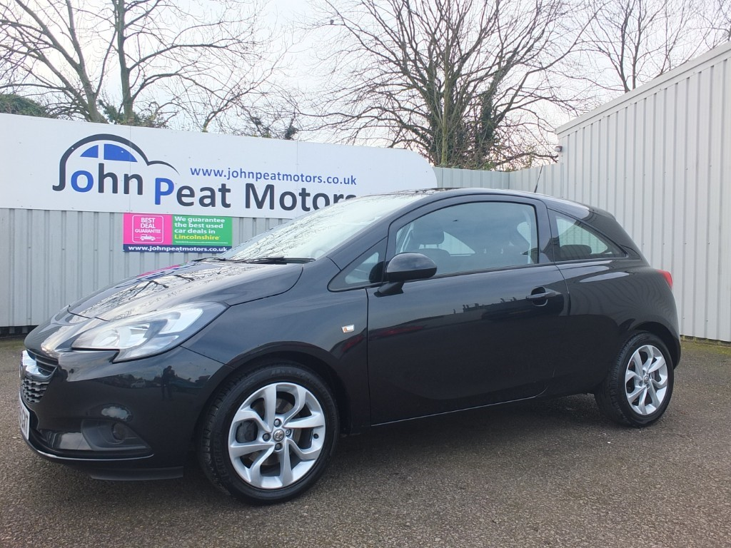 used Vauxhall Corsa 1.0 Excite AC Ecoflex 3dr S/S