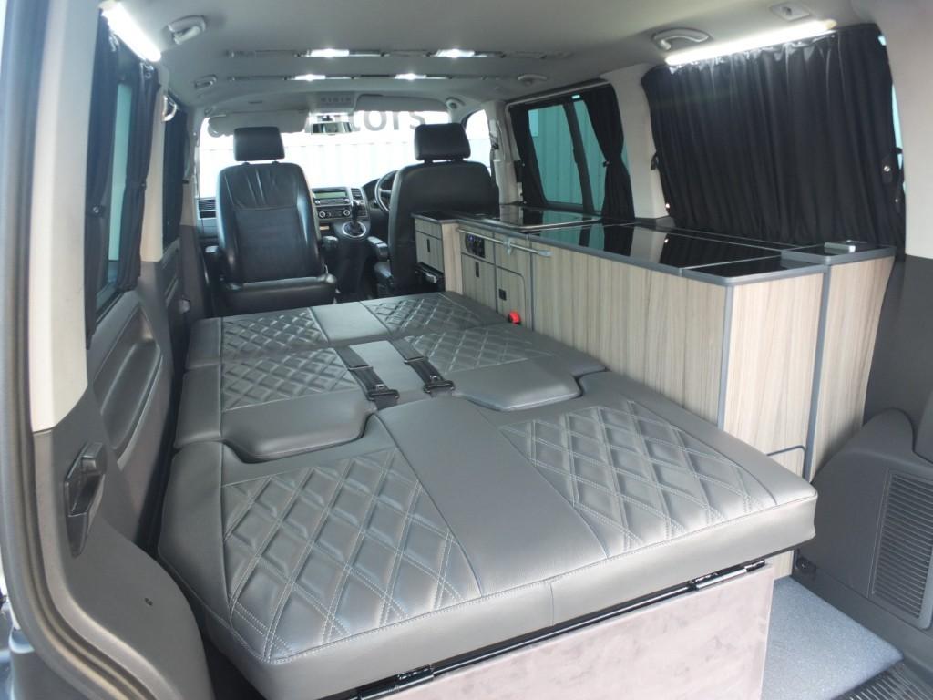 Vw Caravelle Camper 2 0tdi 140 Executive Dsg 2 Berth For Sale