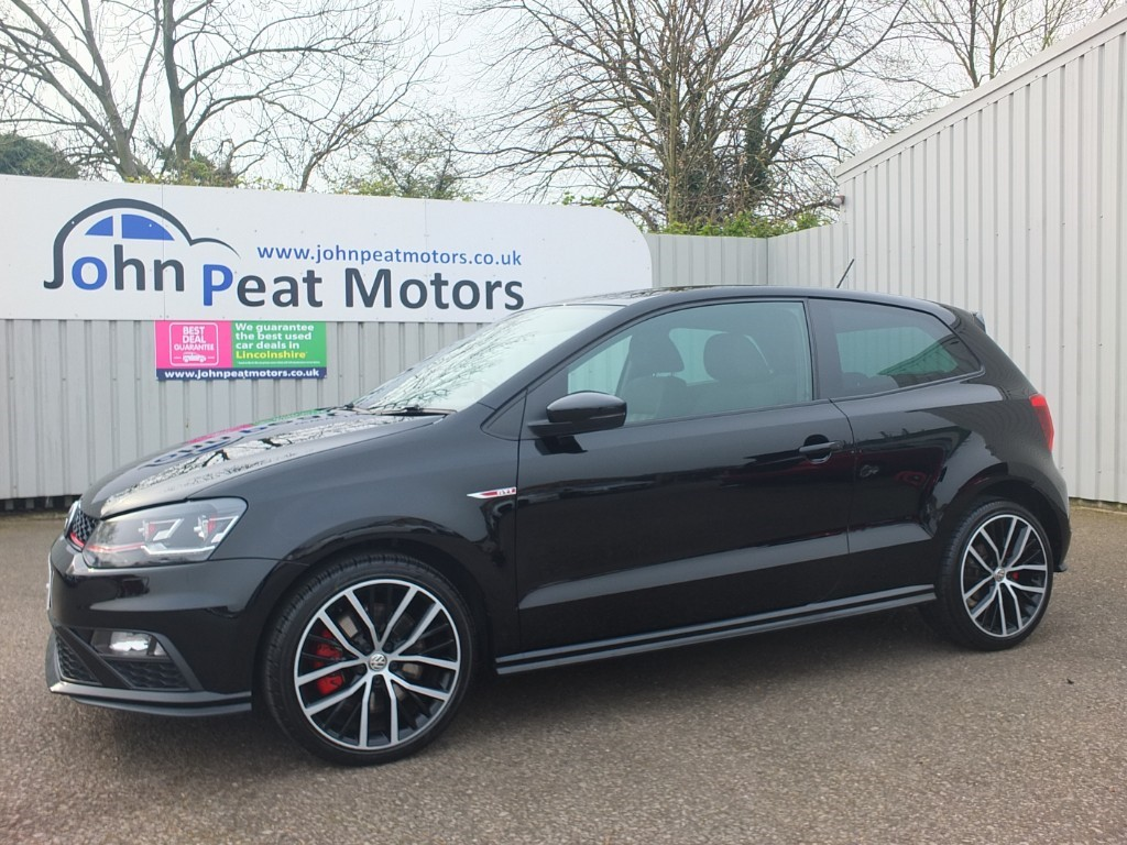 used VW Polo 1.8 GTI