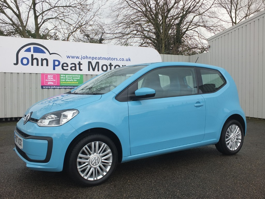 used VW Up 1.0 Move Up 3dr