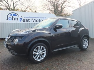 Nissan Juke for sale