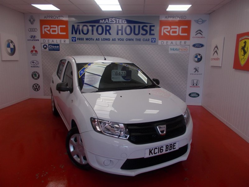 Dacia Sandero for sale