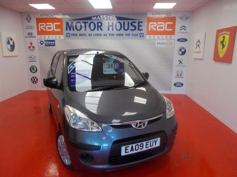 used Hyundai i10 CLASSIC(£30.00 ROAD TAX) FREE MOT'S AS LONG AS YOU OWN THE CAR!!! in glamorgan