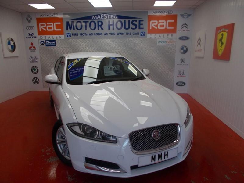 used Jaguar XF D PORTFOLIO(HUGE SPEC)FREE MOT'S AS LONG AS YOU OWN THE CAR!!! in glamorgan