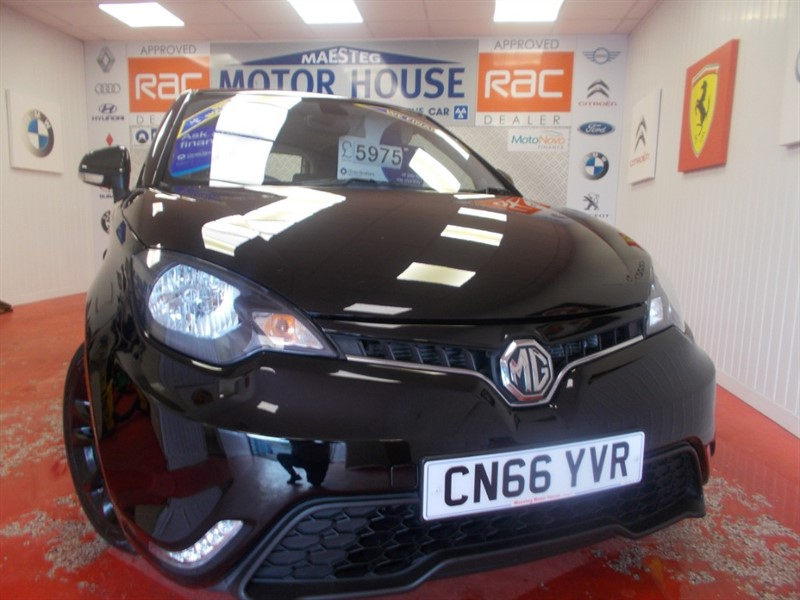 used MG 3 3 STYLE VTI-TECH ( ONLY 17000 MILES) FREE MOT'S AS LONG AS YOU OWN THE CAR!! in glamorgan