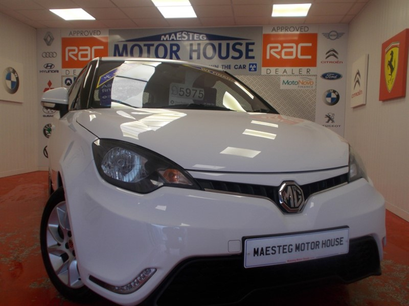 used MG 3 3 FORM SPORT VTI-TECH ( STUNNING) FREE MOT'S AS LONG AS YOU OWN THE CAR!!! in glamorgan