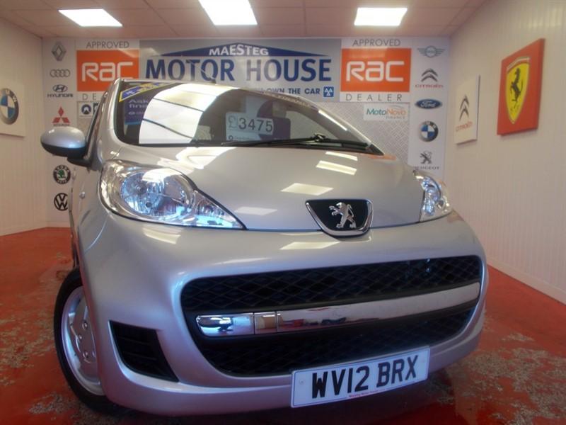 Peugeot 107 for sale