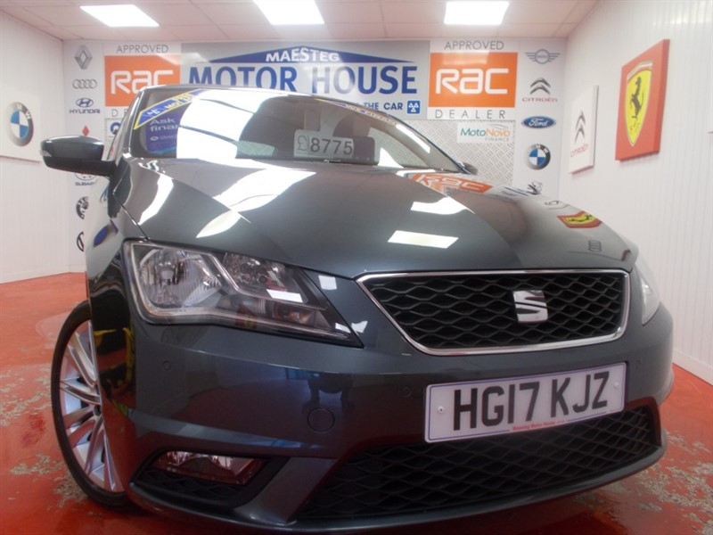 used SEAT Toledo TSI STYLE ADVANCED (ONLY 14844 MILES) FREE MOT'S AS LONG AS YOU OWN THE CAR!!! in glamorgan