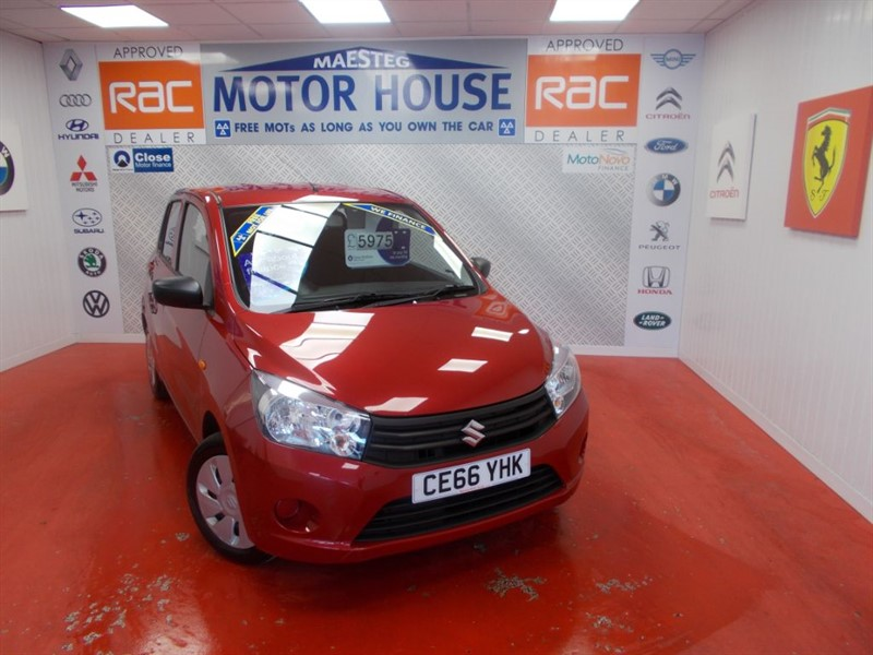 Suzuki Celerio for sale