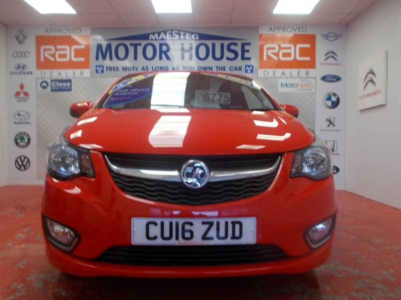 used Vauxhall Viva SL (ONLY 23354 MILES AND £30.00 ROAD TAX AND FULL LEATHER) FREE MOT'S AS LONG AS YOU OWN THE CAR!!! in glamorgan