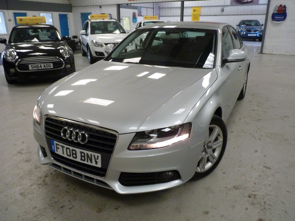 used Audi A4 NOW SOLD. in sheffield