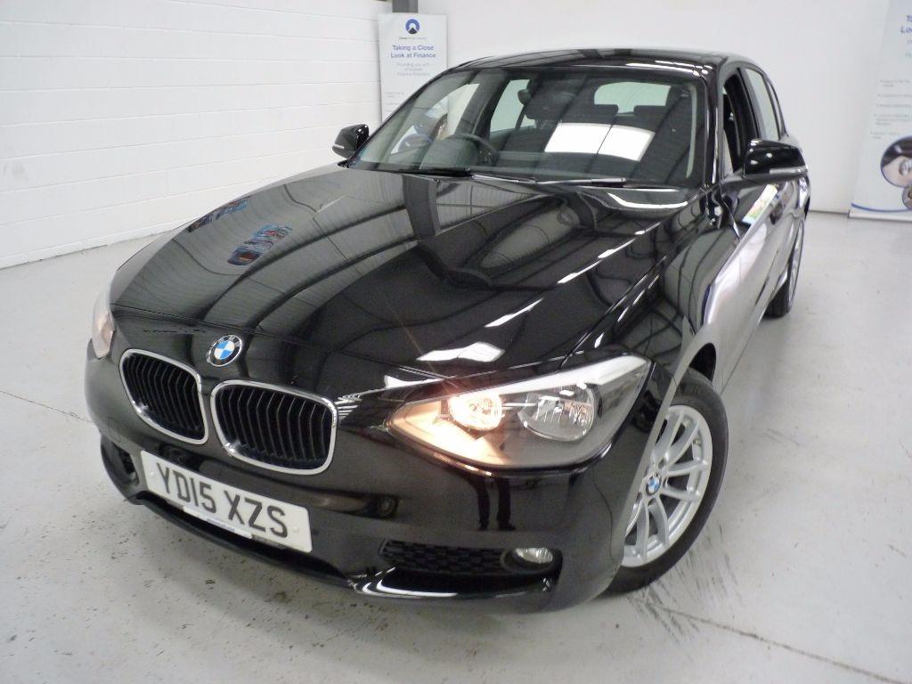used BMW 116d EFFICIENTDYNAMICS + NAV + £0 TAX + JUST SERV in sheffield