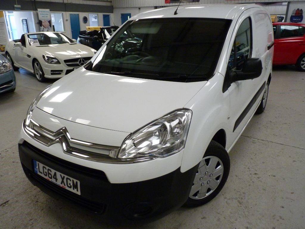 used Citroen Berlingo 625 ENTERPRISE L1 HDI + JUST SVS + NOV 19 MOT + BT + 2 KEYS + AC in sheffield