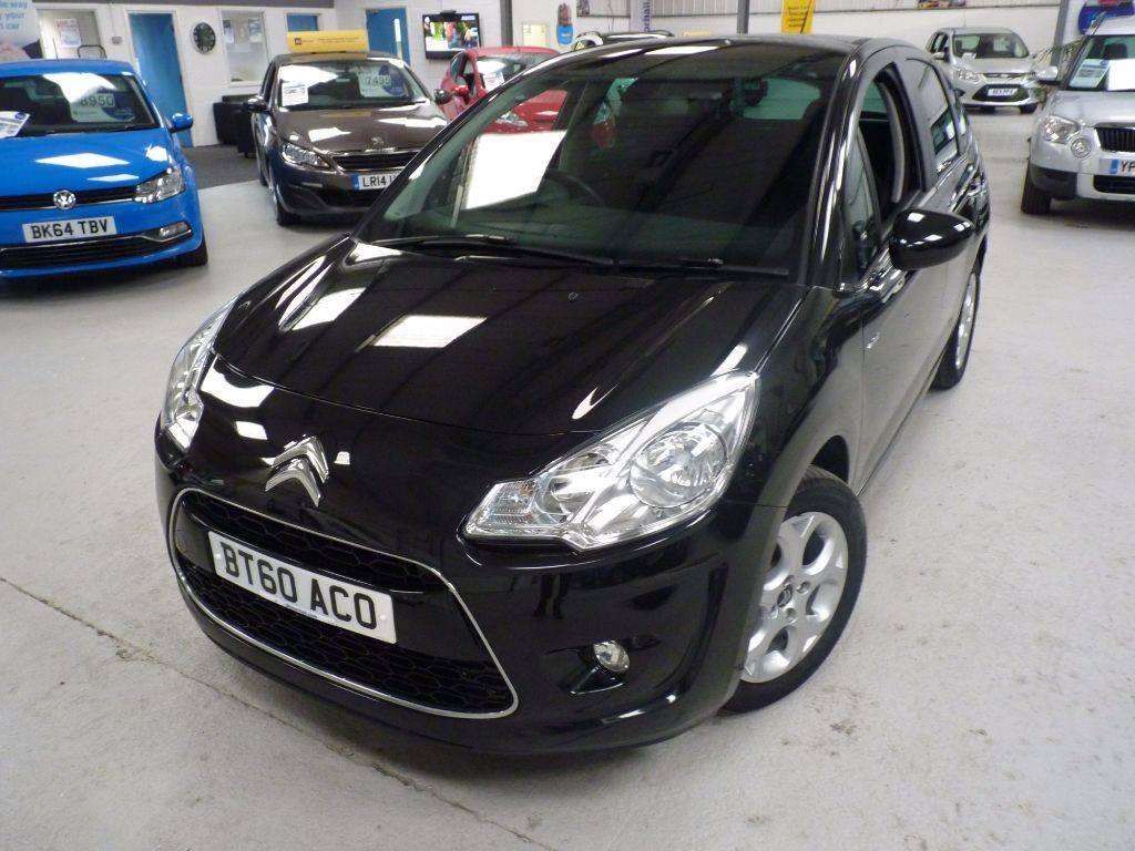 used Citroen C3 HDI EXCLUSIVE + JUST SVS + 1 OWNER + 110BHP in sheffield