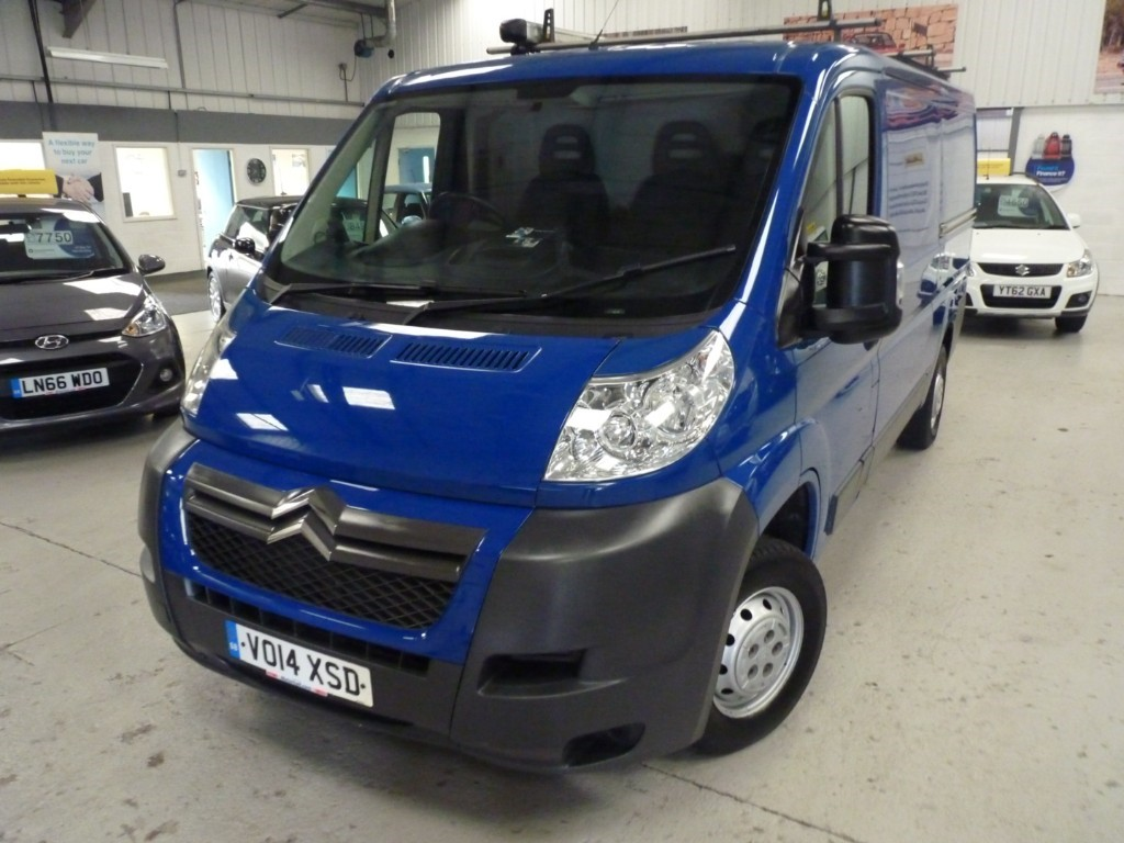used Citroen Relay USED VAN SALE 35 L2H1 2.2 HDI *  WAS £6995 + VAT - NOW £6662 + VAT * in sheffield