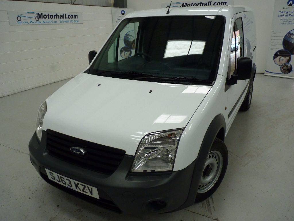 used Ford Transit Connect T200 LR + JUST SERVICED + MARCH 2018 MOT in sheffield