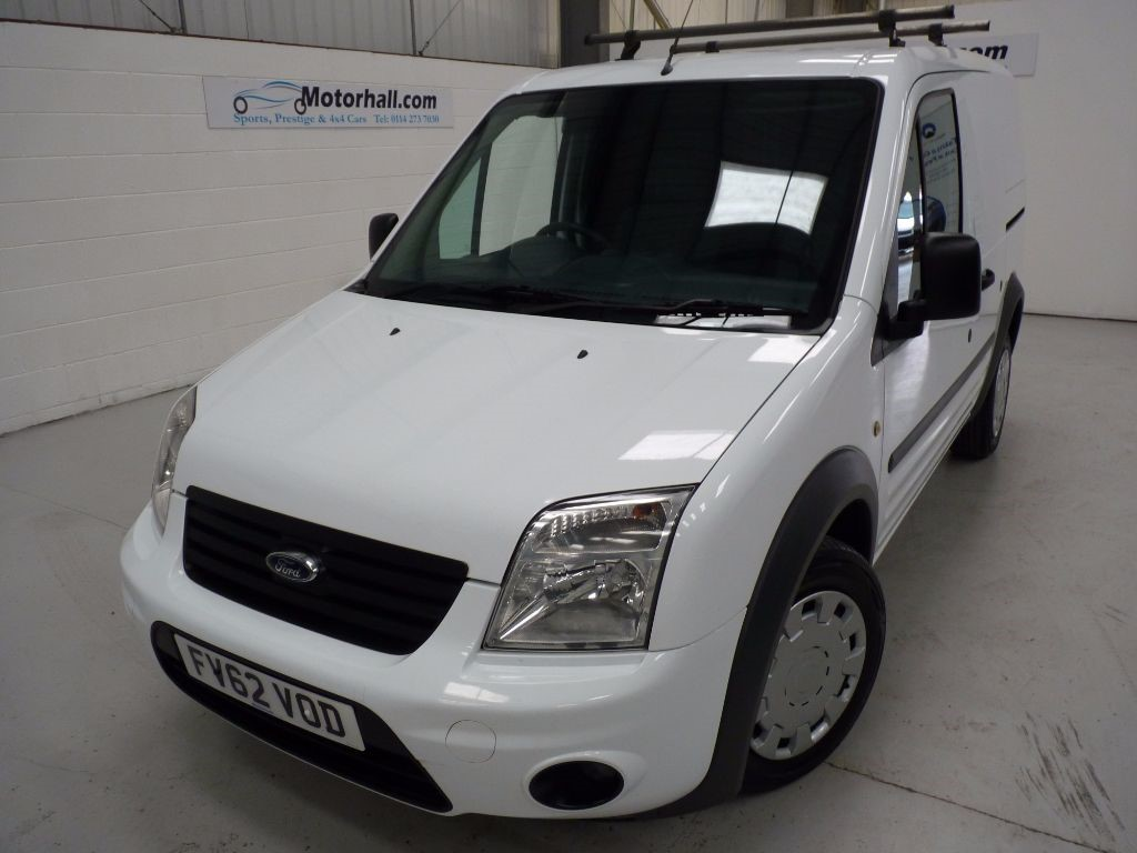 used Ford Transit Connect T200 TREND LR + 6 SERVICES + 1 OWNER + 2 KEYS in sheffield