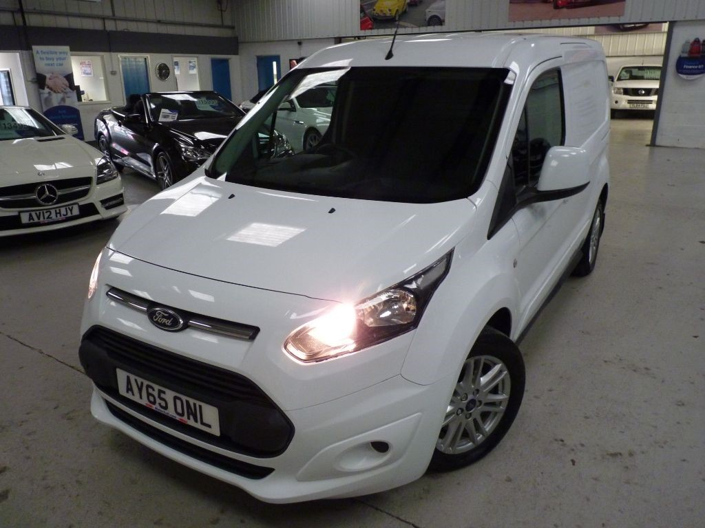 used Ford Transit Connect HOLDING DEPOSIT TAKEN in sheffield