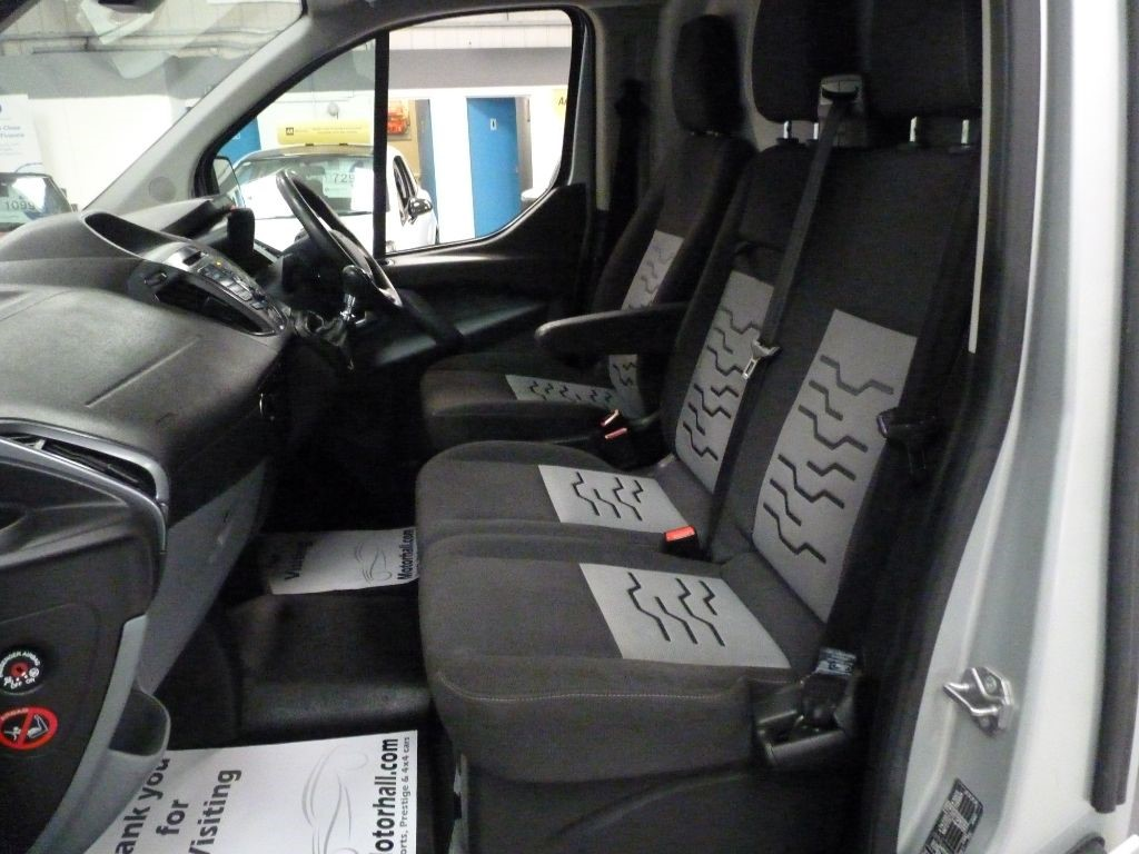 Ford Transit Custom in Sheffield South Yorkshire - CompuCars