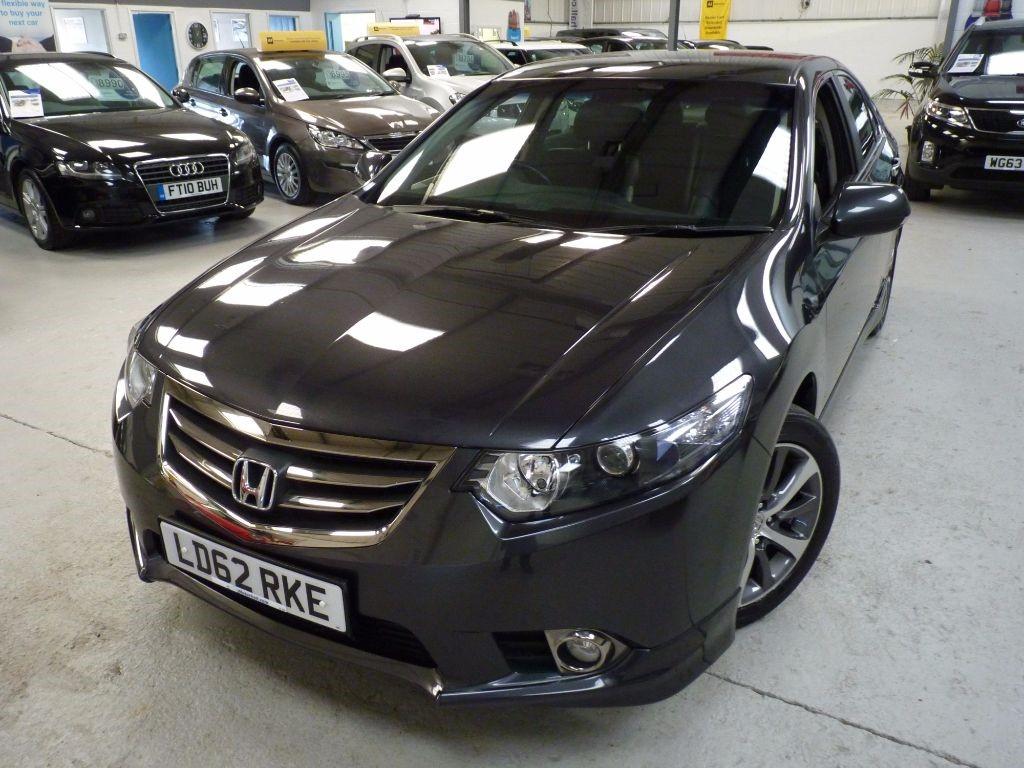 used Honda Accord I-DTEC ES GT + SERV HIST + NAV + BT + 1/2 LEATHER in sheffield