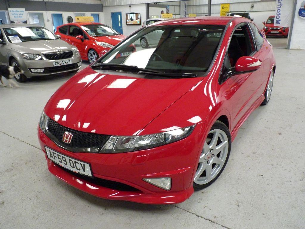 used Honda Civic I-VTEC TYPE-R GT + 7 SVS + JUST SVS + JUNE 19 MOT in sheffield
