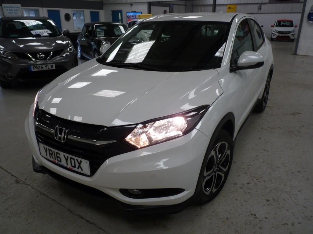 used Honda HR-V NOW SOLD in sheffield