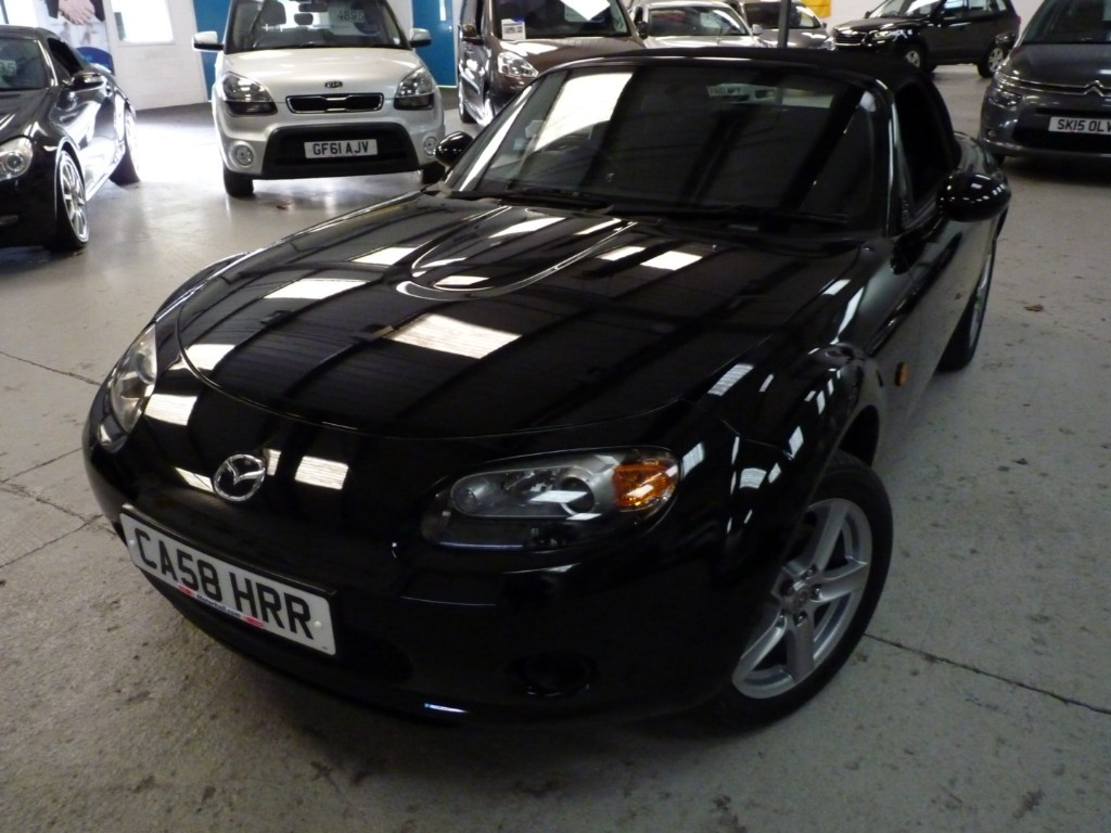 used Mazda MX-5 USED CAR SALE I 2.0 CONVERTIBLE * SALE - WAS £5495 - NOW £4750 * in sheffield