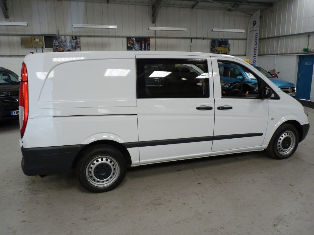 Mercedes Vito In Sheffield South Yorkshire Compucars
