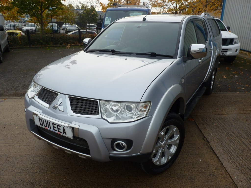 used Mitsubishi L200 NOW SOLD in sheffield