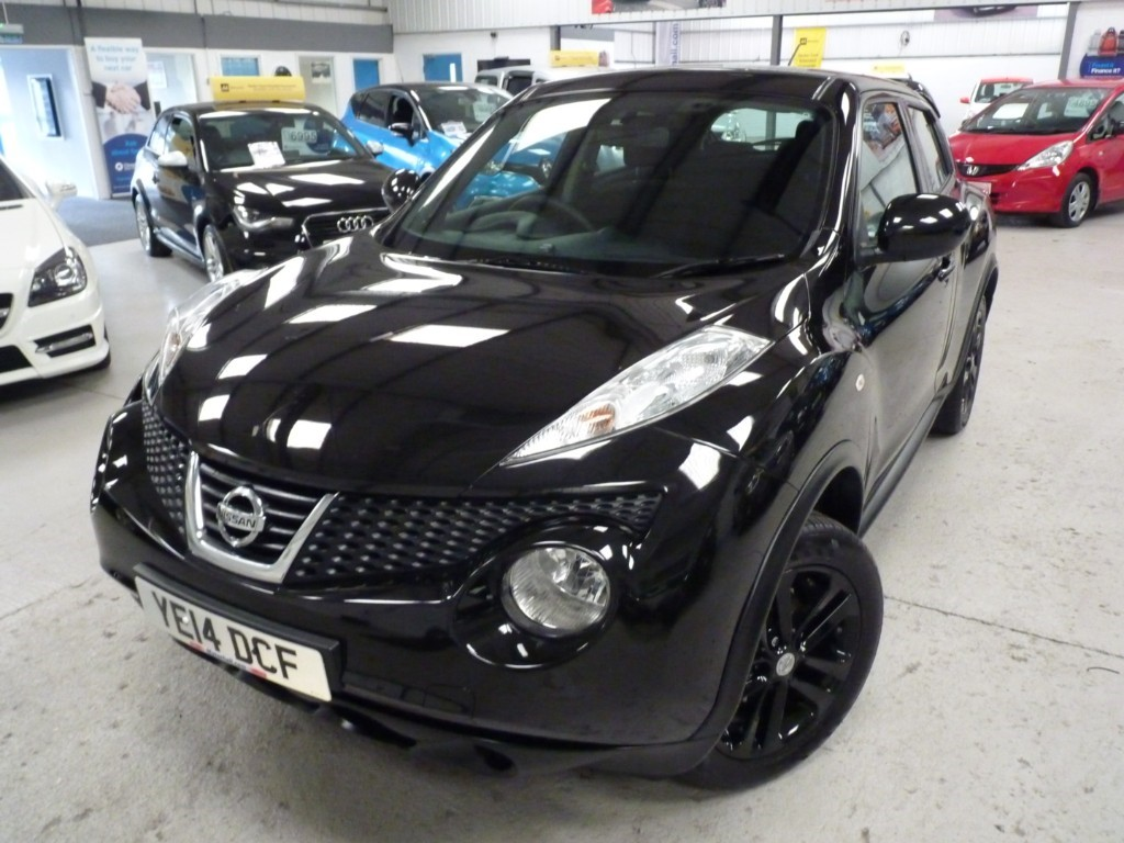 used Nissan Juke HOLDING DEPOSIT TAKEN in sheffield