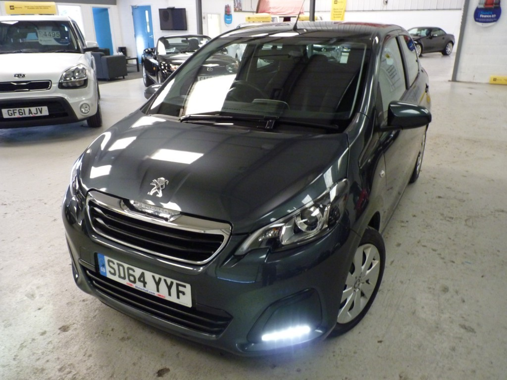 used Peugeot 108 USED CAR SALE +ACTIVE 1.0 AUTOMATIC * SALE - WAS £6295 - NOW £5500* in sheffield