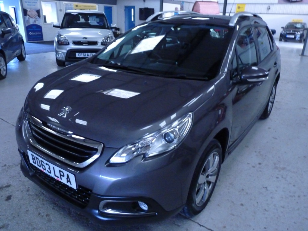 used Peugeot 2008 USED CAR SALE+1.4 HDI ACTIVE * SALE - WAS £5995 - NOW £5700 * in sheffield