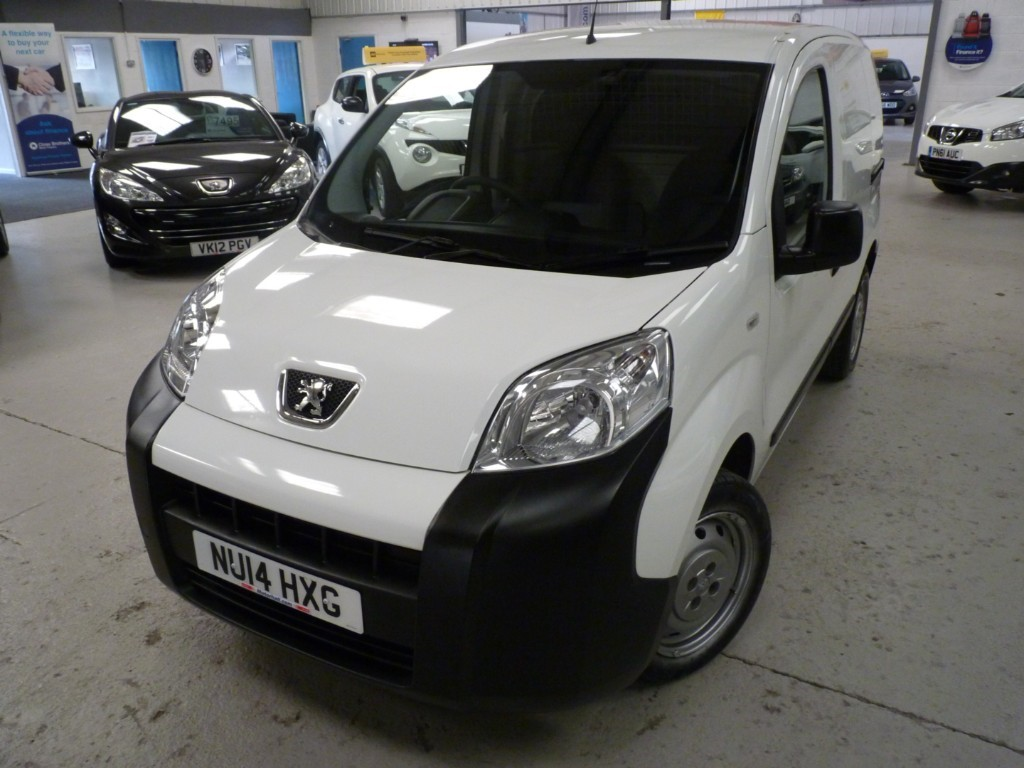 used Peugeot Bipper NOW SOLD in sheffield