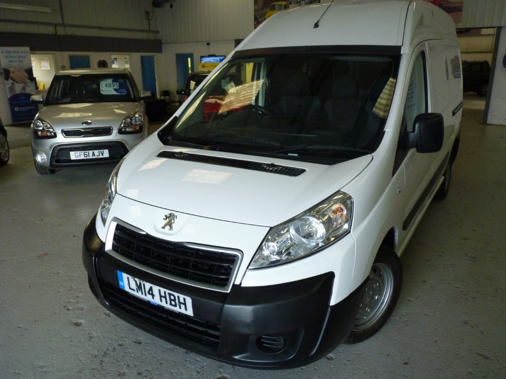 used Peugeot Expert 2.0 HDI 1200 L2H2 HIGH ROOF LWB + 5 SERVICES + NOV 20 MOT + 1 CO OWNER + 2 KEYS + 6 SPEED MAN in sheffield