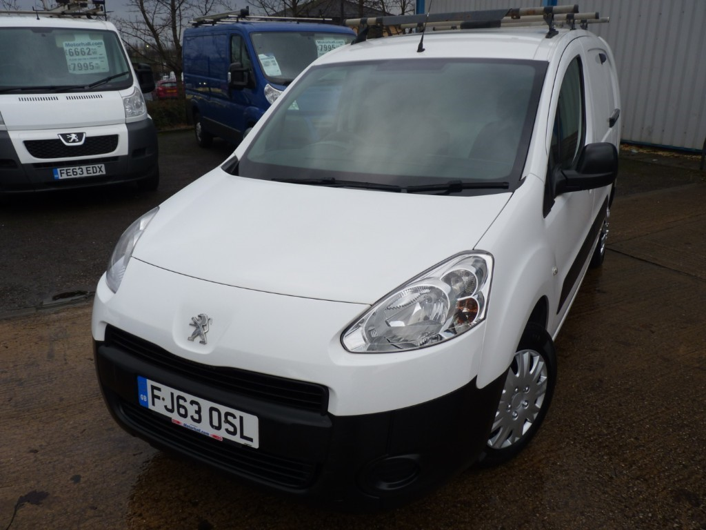 used Peugeot Partner NOW SOLD. in sheffield
