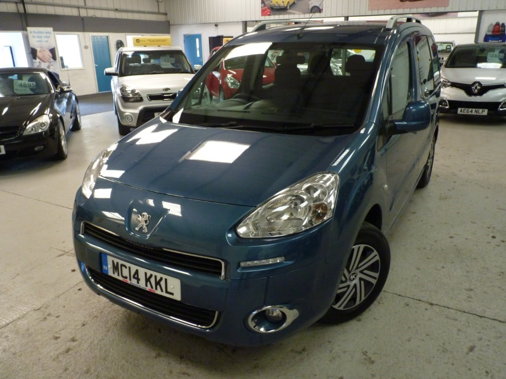 used Peugeot Partner Tepee USED CAR SALE+1.6 HDI TEPEE S * SALE - WAS £7395 - NOW £6895 * in sheffield