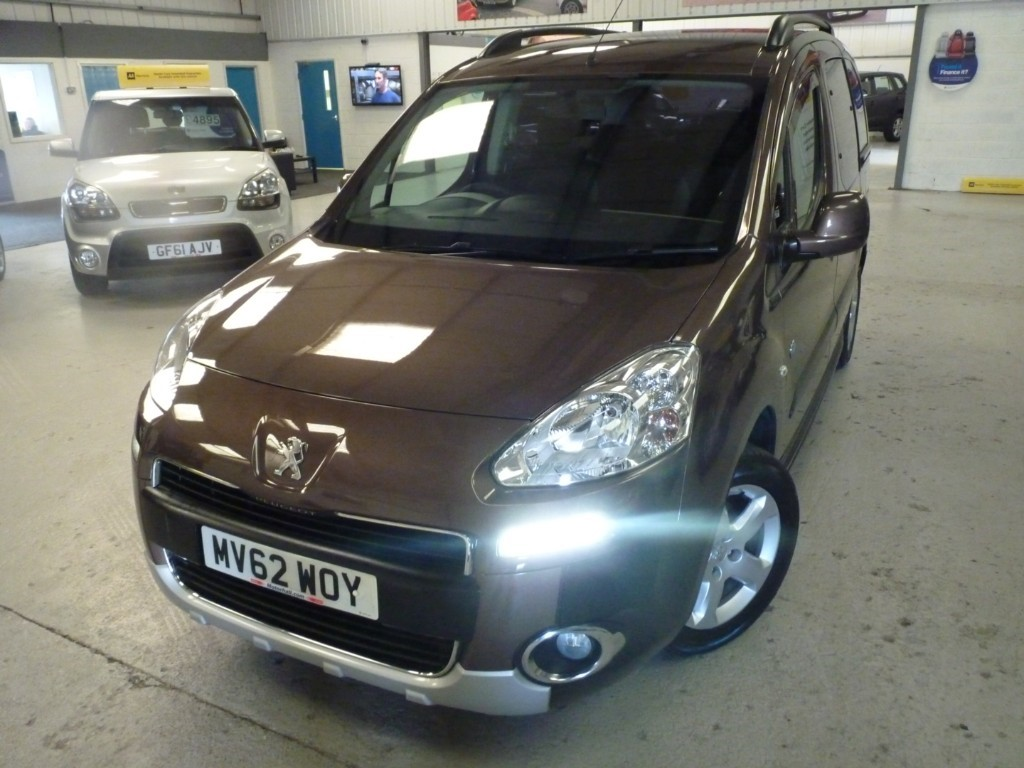 used Peugeot Partner Tepee NOW SOLD. in sheffield