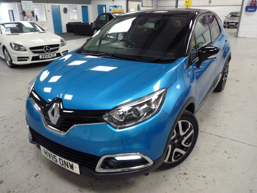 used Renault Captur DYNAMIQUE S MEDIANAV DCI + FSH + FEB 20 MOT + NAV + BT + JUST SERVICED in sheffield