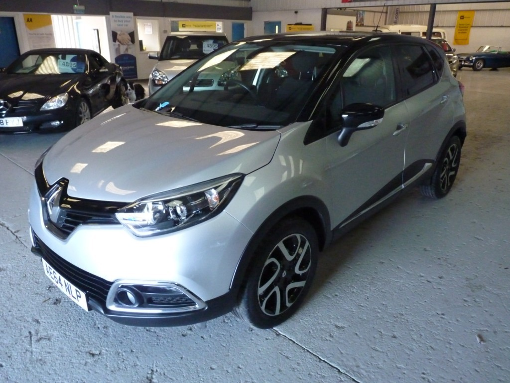 used Renault Captur NOW SOLD. in sheffield