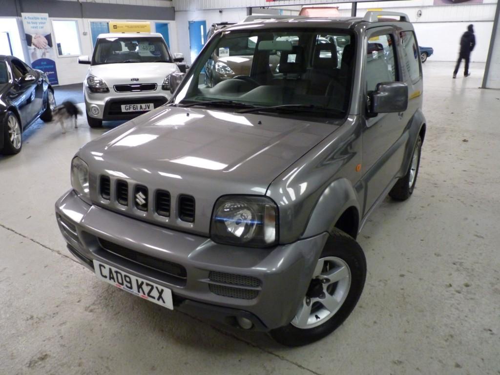 used Suzuki Jimny USED CAR SALE+JLX PLUS 1.3 * SALE - WAS £6495 - NOW £5995 * in sheffield
