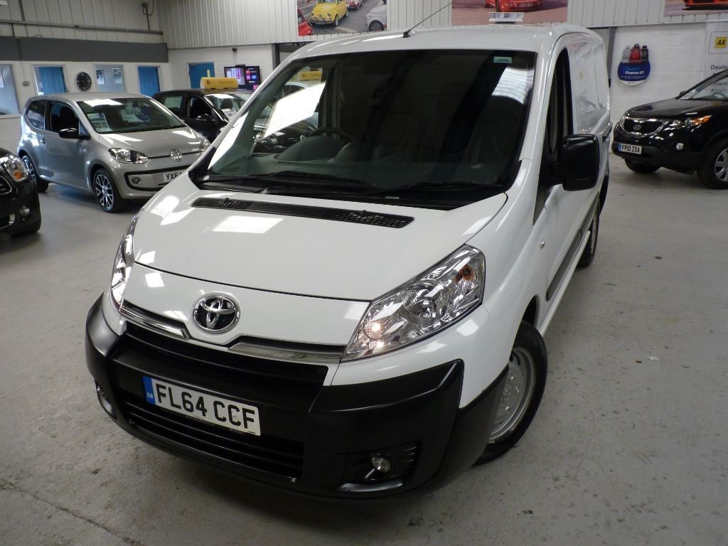 used Toyota Proace L1H1 1.6 HDI 1200 + 3 SVS + 1 OWNER + BT/AC/EW in sheffield