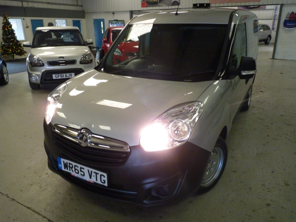used Vauxhall Combo NOW SOLD. in sheffield