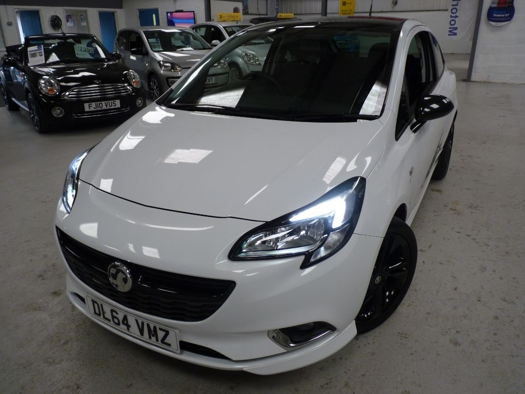 used Vauxhall Corsa LIMITED EDITION + FSH + 1 OWNER + STUNNING in sheffield