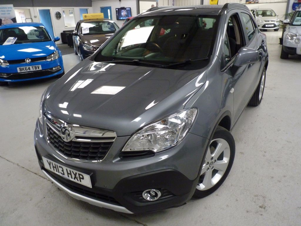 used Vauxhall Mokka EXCLUSIV CDTI S/S + FVSH + 1 OWNER + 4WD in sheffield