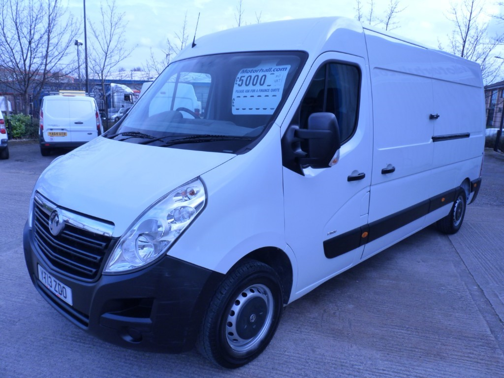 used Vauxhall Movano NOW SOLD. in sheffield
