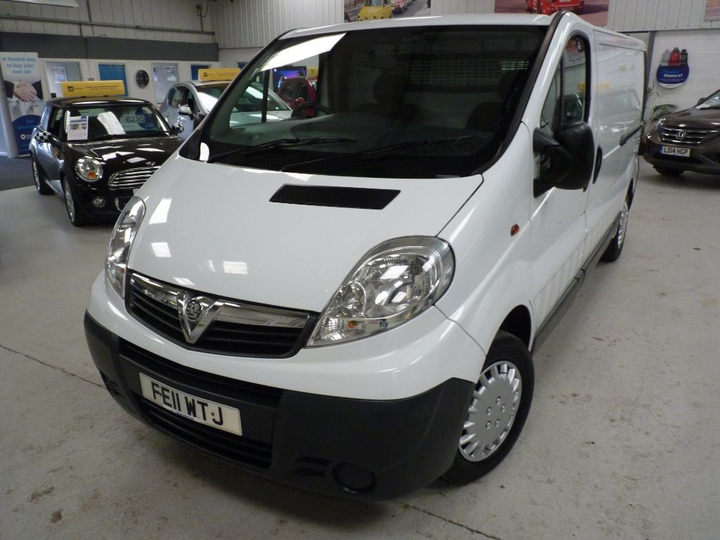 Vauxhall Vivaro In Sheffield South Yorkshire Compucars